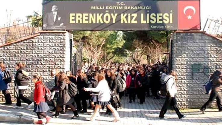 Erenköy Kız Lisesi'ne 'pilav günü' yok!