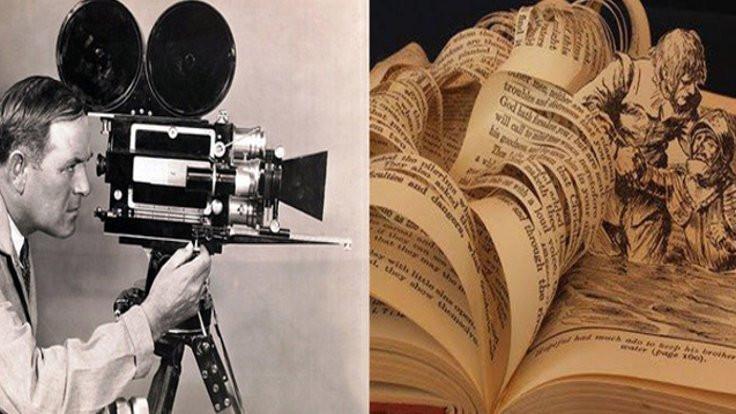 'Sinema edebiyatı sömürür'