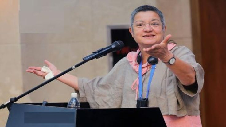 Fincancı'ya İnsan Hakları Ödülü
