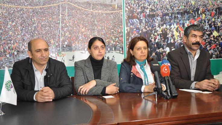 HDP'den 'final mitingi'ne çağrı