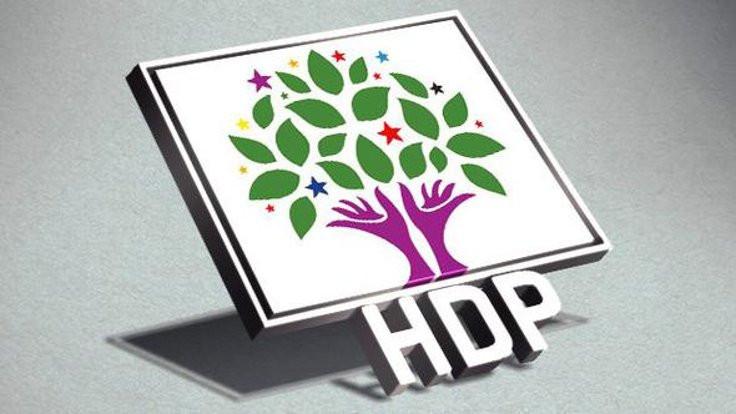 HDP'den 'Çamura yatıyorlar' yanıtı