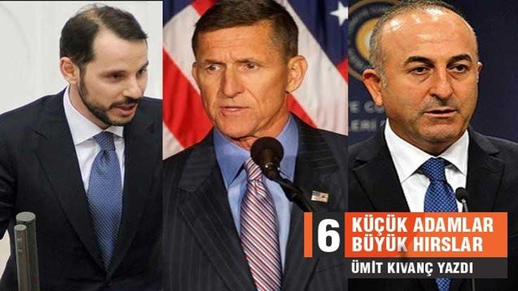 Küçük adamlar büyük hırslar 6 - Eski CIA başkanı: Gülen'i kaçırmayı konuşuyorlardı