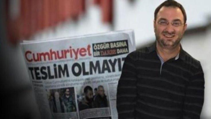 Cumhuriyet çalışanı Emre İper tutuklandı