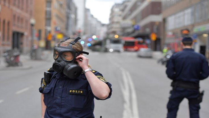 Stockholm'de ölü sayısı 4'e yükseldi