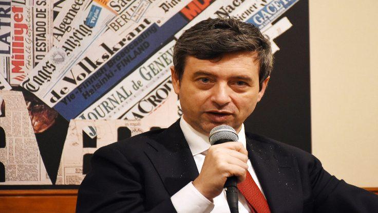 İtalyan bakandan Türkiye'ye tepki