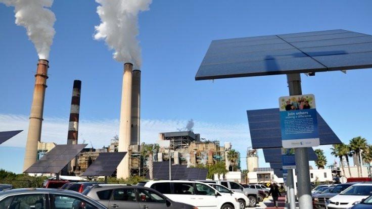 Kömür müzesi güneş enerjisiyle aydınlanıyor