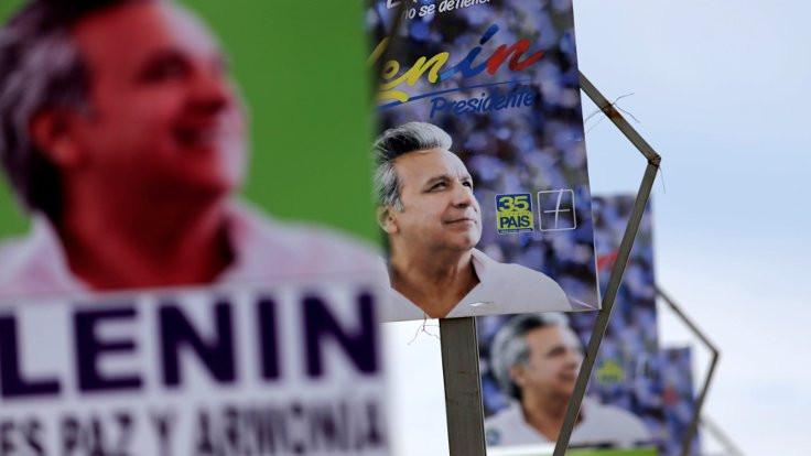 Ekvador sandık başında: Favori Lenin