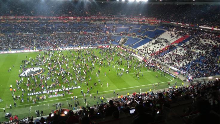 Beşiktaş ve Lyon disipline sevk edildi