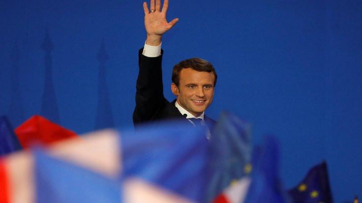 Fransa yine 'Macron' dedi
