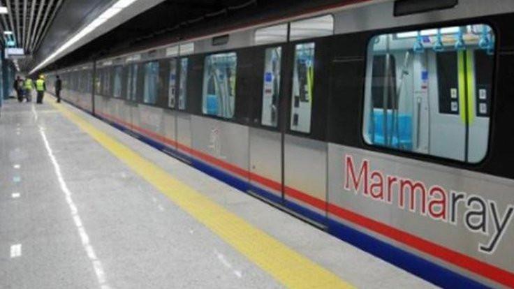 Marmaray'da aktarmalı taşımaya devam