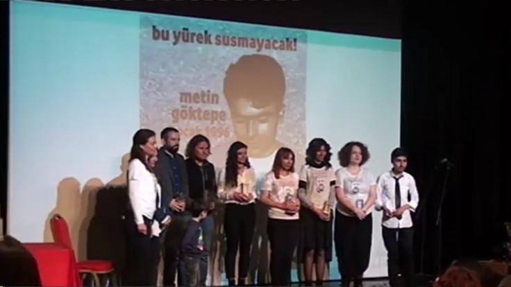 Metin Göktepe Ödülleri sahiplerini buldu