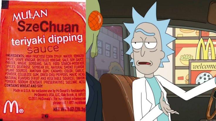 Yirmi bir yıllık sos 14 bin dolara satıldı