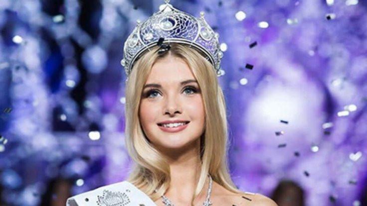 Rusya'nın en güzel kızı!