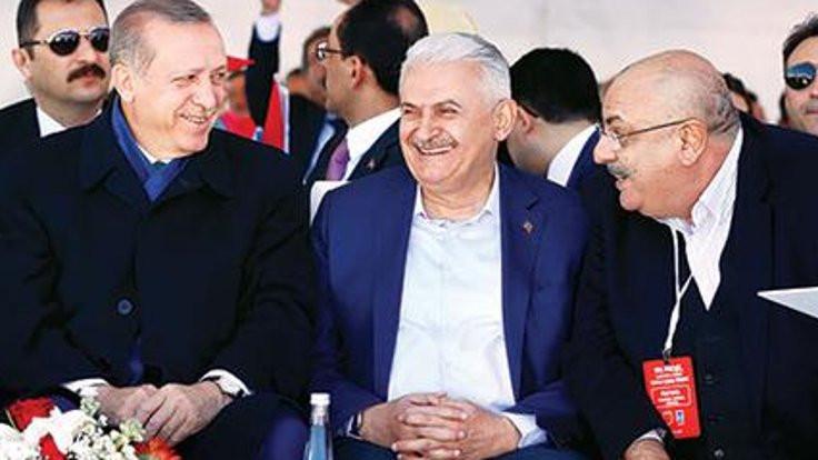 Erdoğan'dan hükümete: Sol hükümet!