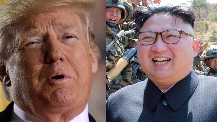 Trump'tan Kim Jong-un'a 'babacan' yaklaşım!