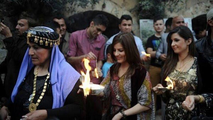 DTK Êzidî bayramını kutladı