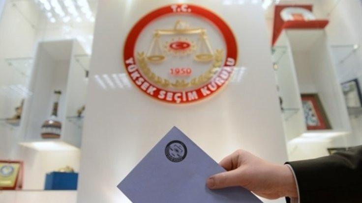 YSK'nın beklediği uyum yasası Meclis'ten geçti