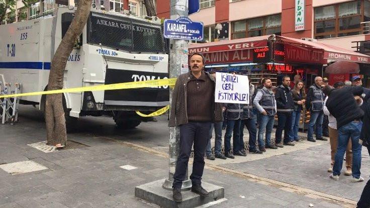 'Plastik mermi sıkan polisler yargılanmalı'