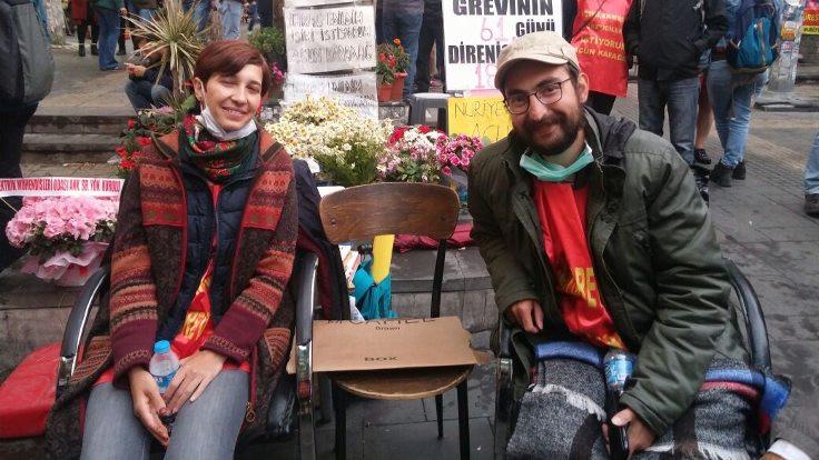 Soylu'ya, Gülmen ve Özakça'nın sicil kaydıyla yanıt