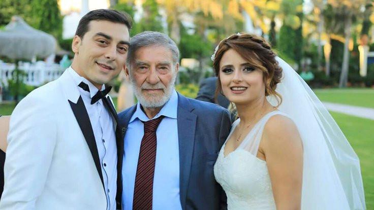 Torununu evlendirdi