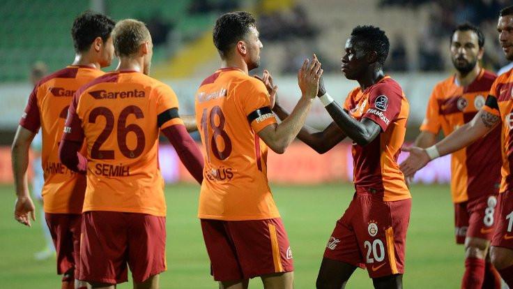 5 golü maçta kazanan Galatasaray