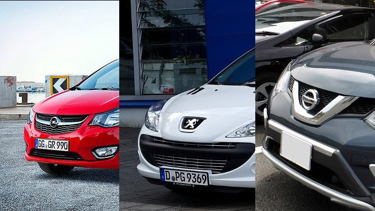 En çok satan 10 otomobil markası