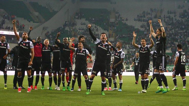 Beşiktaş liderliği geri aldı
