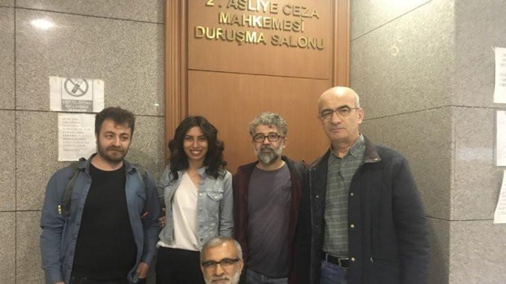 Cumhuriyet muhabirine hapis