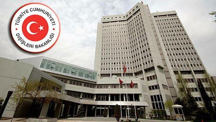 Dışişleri Bakanlığı'ndan BAE tepkisi: Riyakarlığını halk affetmeyecek
