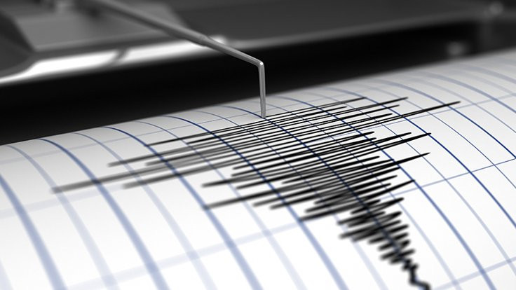 Erdek açıklarında deprem