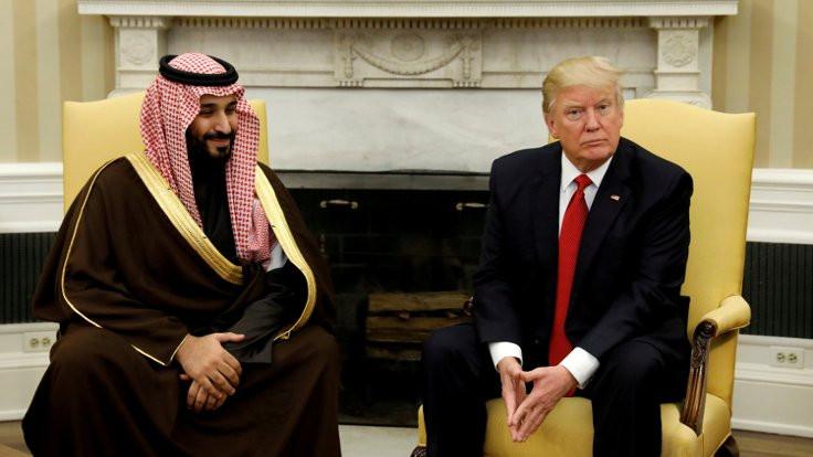 ABD, Suudi Arabistan'a 100 milyar dolar değerinde silah satacak