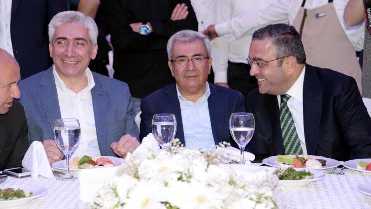 AK Parti, CHP ve HDP'li vekiller aynı masada