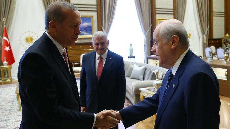 MHP bakanlık için Erdoğan'ı bekliyormuş!
