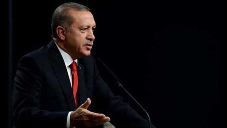 Erdoğan: Kudüs'te 3 tane şehidimiz var