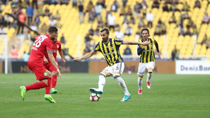 Kadıköy'de kazanan Antalyaspor