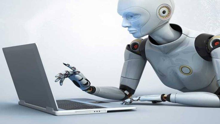 Robot gazeteciler