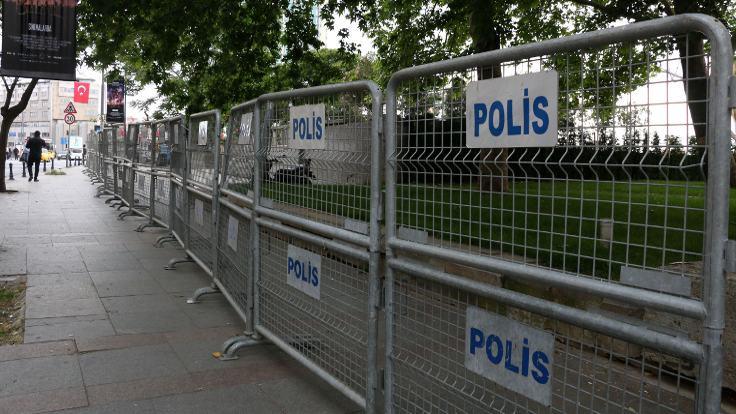 Gezi Parkı AYM'ye taşındı