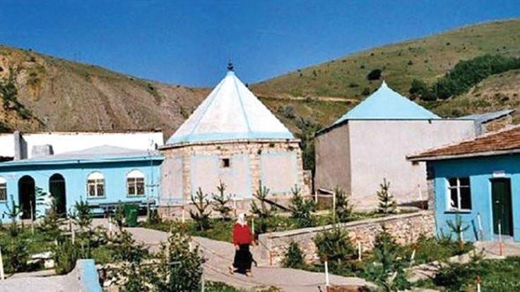 Hubyar Sultan Tekkesi'nin tapusu geri alındı
