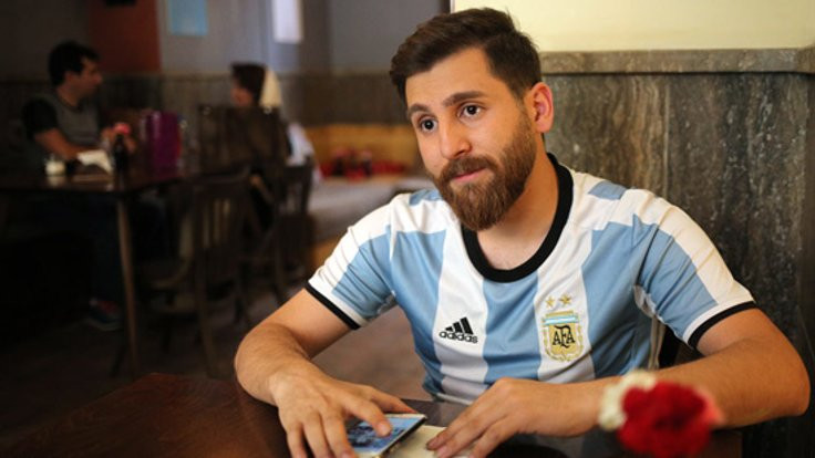 İranlı Messi karakola götürüldü