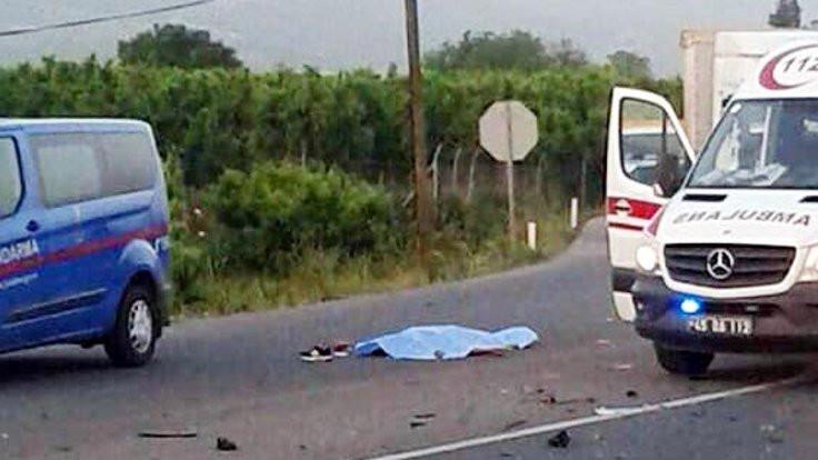 Kemalpaşa'da kaza: 4 kişi öldü