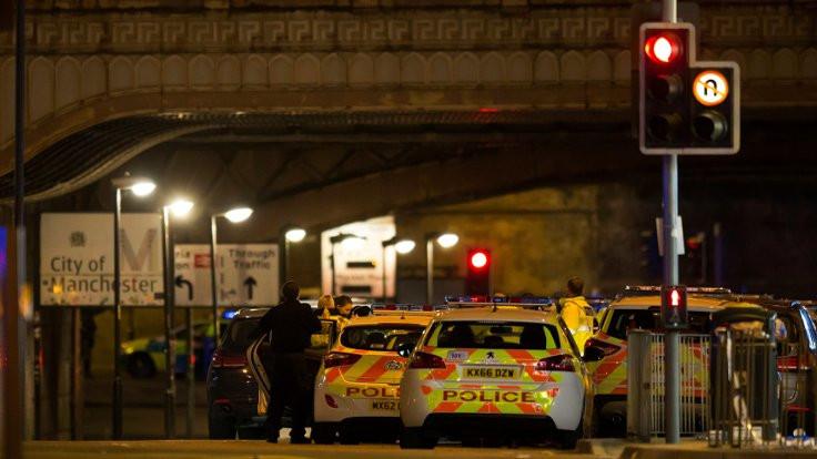 Manchester saldırganın fotoğrafı yayımlandı
