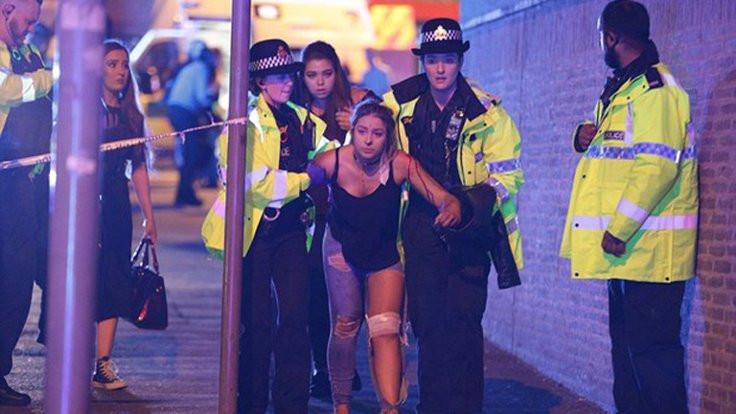 Manchester bombası vidayla doldurulmuş!