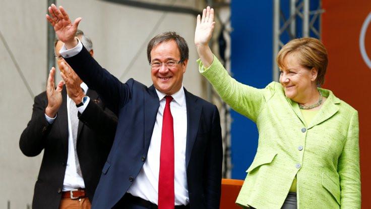 Merkel'in yıkılamayan iktidarı