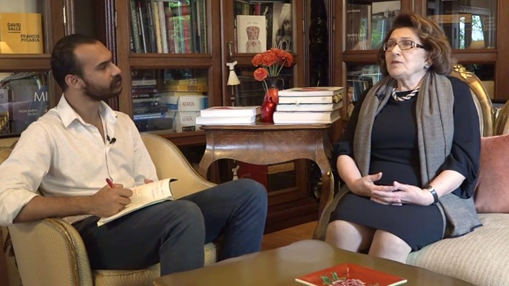 Nazan Ölçer: Halka müze alışkanlığı kazandırdık