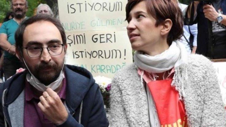 'Açlık grevini ancak o zaman bırakırız'