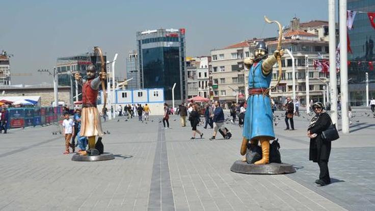 Mete'den Taksim Meydanı'na Türk okçuluğunun yakın geleceği!