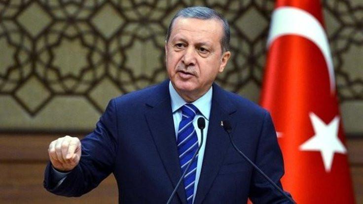 Erdoğan'dan TÜSİAD'a OHAL cevabı