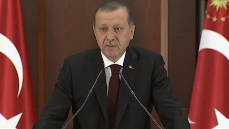 Erdoğan'lı ilk MYK 6 Haziran'da