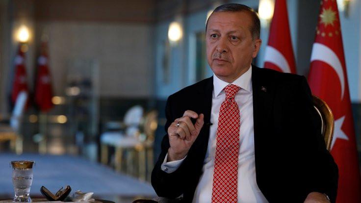 Erdoğan kavga anında ne yaptı?