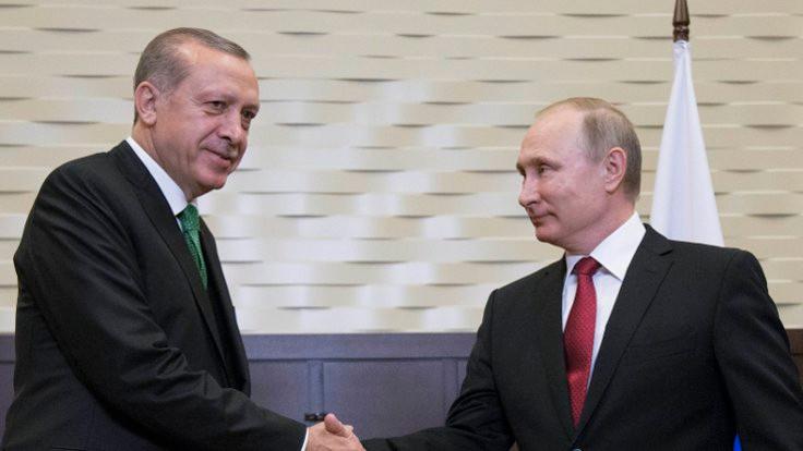 Erdoğan'la görüşen Putin: Tamamen onardık